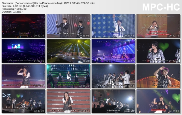 [Concert-vietsub]Uta no Prince-sama Maji LOVE LIVE 4th STAGE.mkv_thumbs
